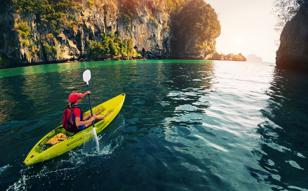 Top Water Sports to Try During Your Thailand Trip to Krabi