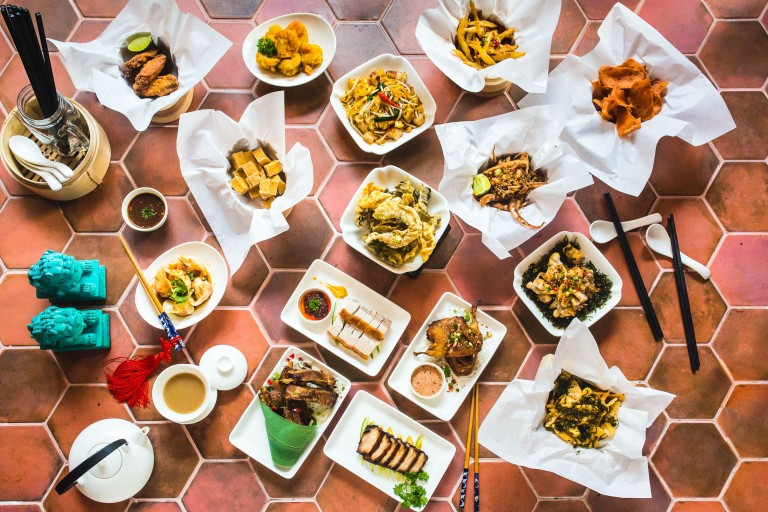 food places in Singapore