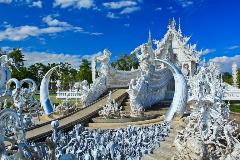 Attractions in Chiang Rai