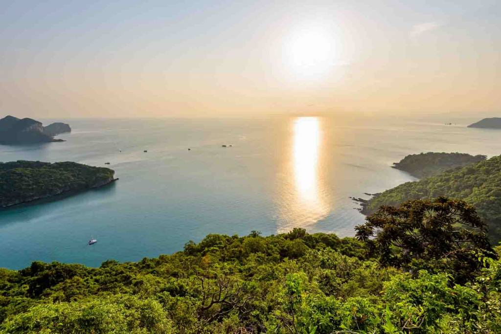 Thailand travel itinerary