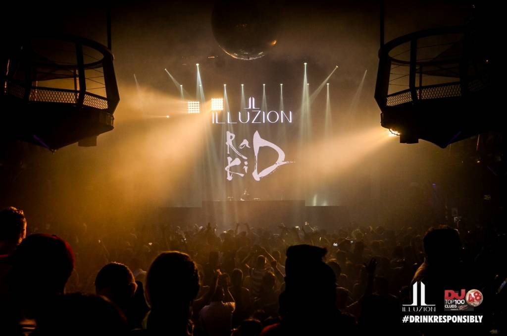 Illuzion Club & Discotheque Phuket