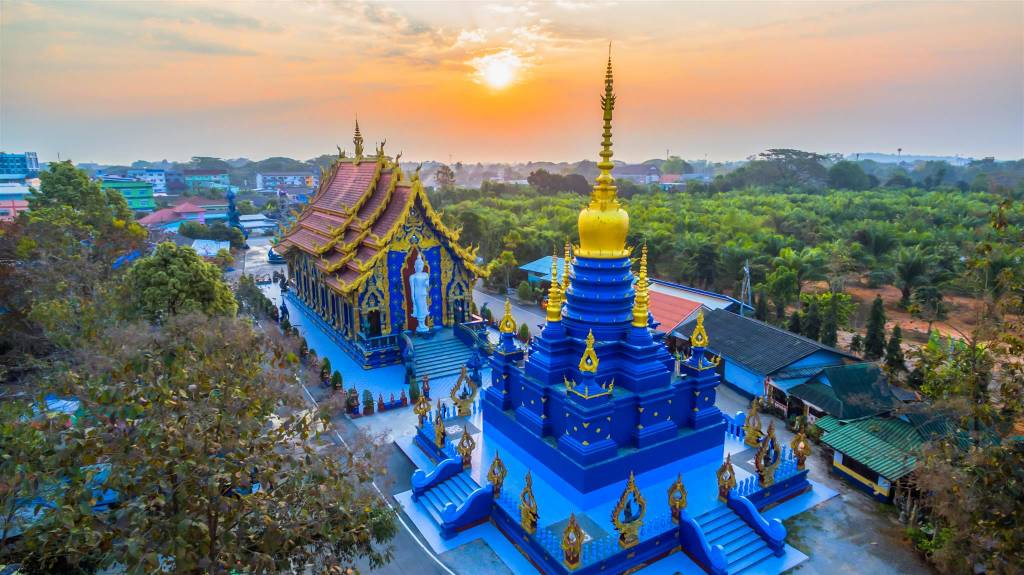 places to see in Chiang Rai