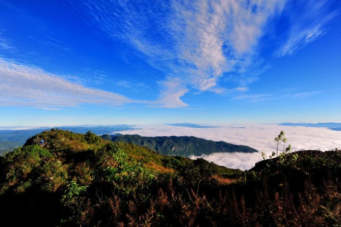 Doi Luang Chiang Dao chiang mai travel guide