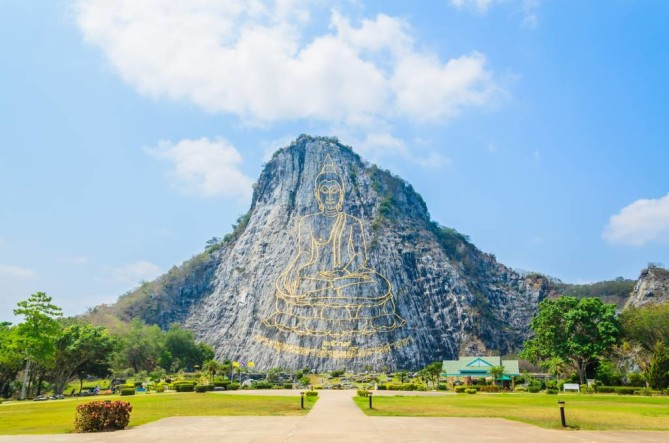 pattaya the buddha mountain