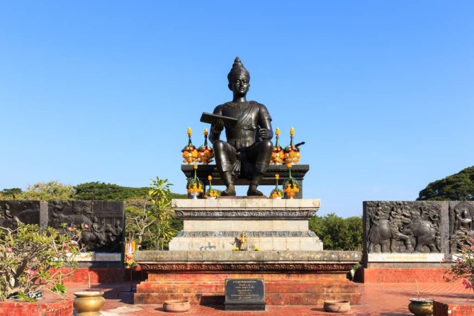 King Ramkhamhaeng the Great Monument