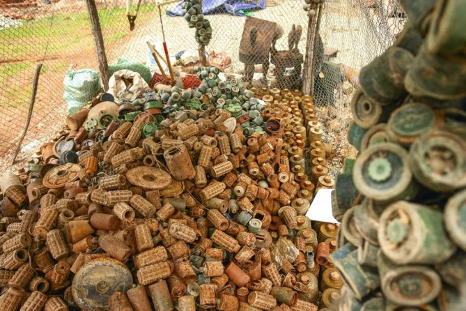 Landmine Museum - Siem Reap travel guide