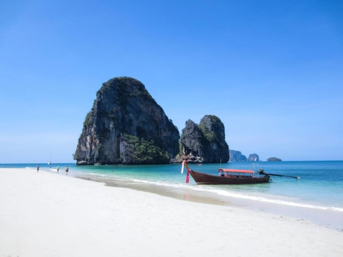 Railay Beach Krabi Travel Guide