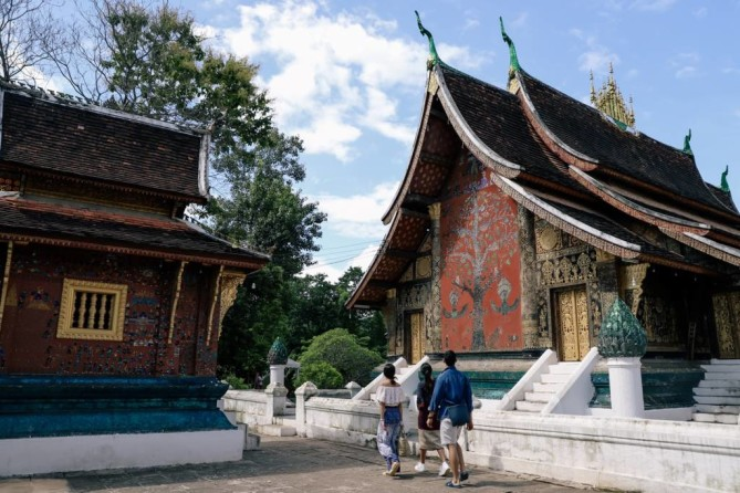 Wat Xieng Thong - Luang Prabang Travel Guide