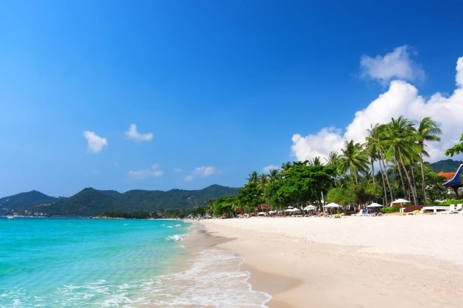 chaweng beach samui travel guide