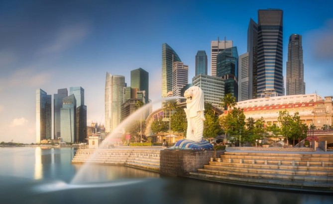 merlion places to visit in singapore