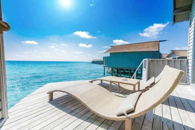 overwater villa Maldives Travel Guide
