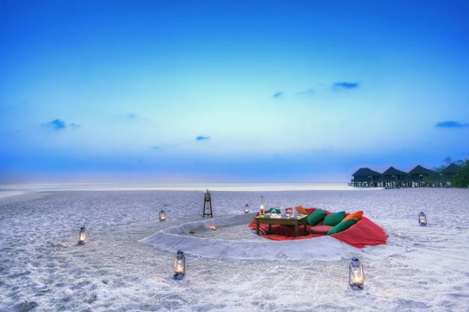 romantic dinner in maldives maldives travel guide