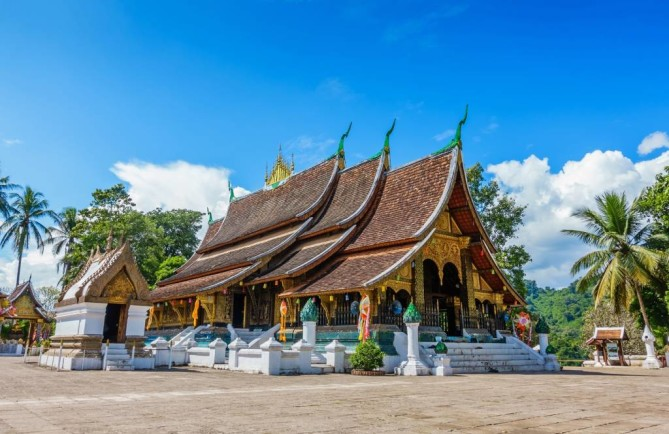 wat xieng thong Luang Prabang Travel Guide