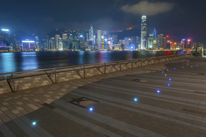 Avenue of Stars hong kong travel guide
