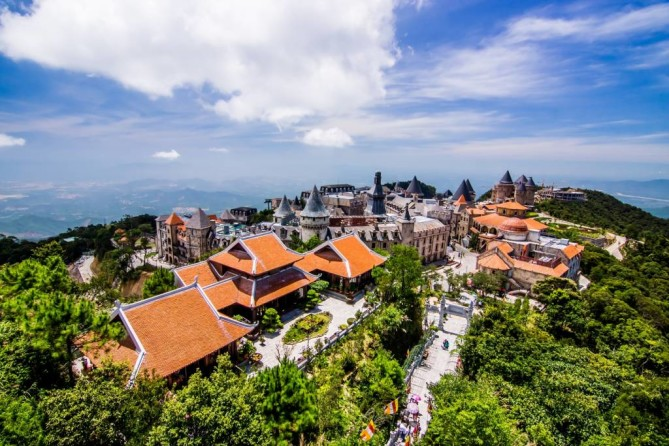 Ba Na Hills Danang Travel Blog