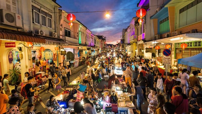 Places to visit in Phuket