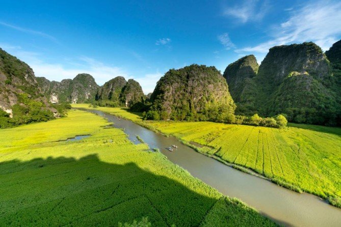Tam Coc Hanoi Travel Guide