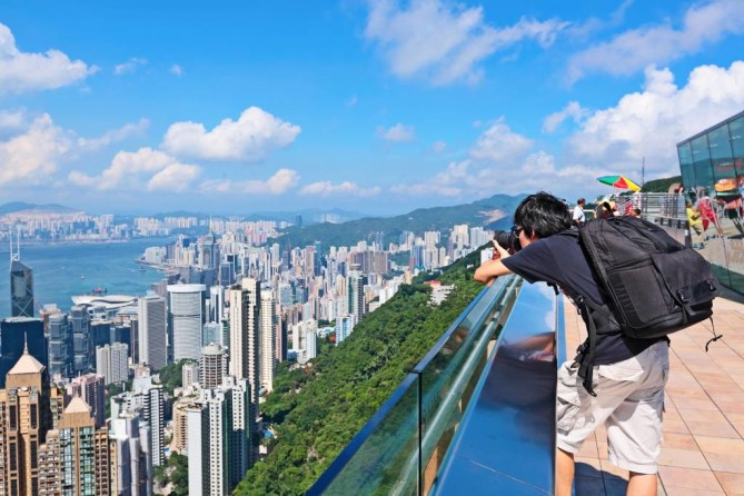 Victoria Peak (The Peak) - Hong Kong Travel Guide