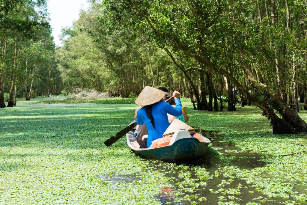 Vietnam and Cambodia attractions