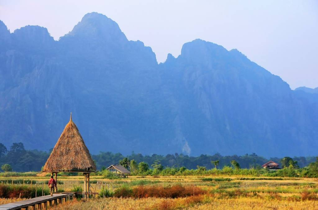 Laos travel itinerary