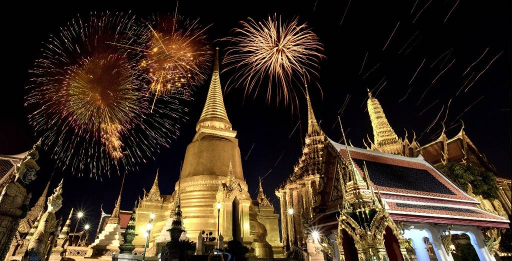 Places to Go in Bangkok for New Year's Countdown