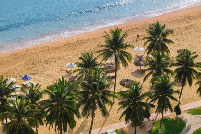 Travel season in Nha Trang