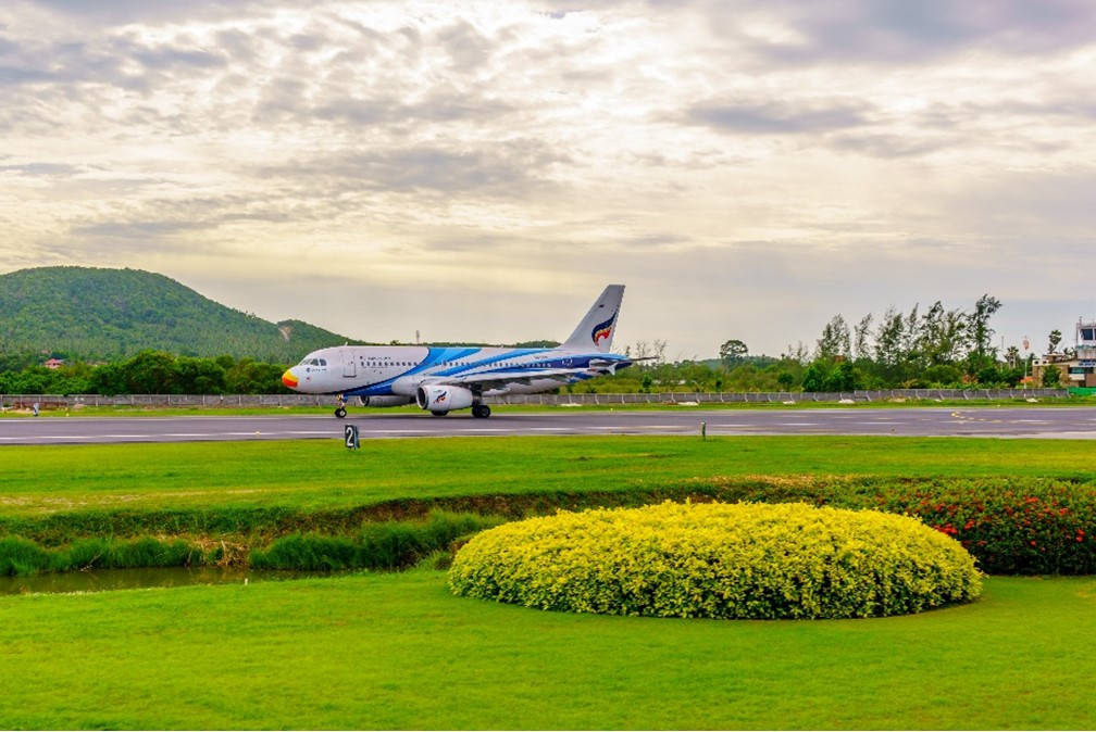 Where To Find: Bangkok Airways Airport