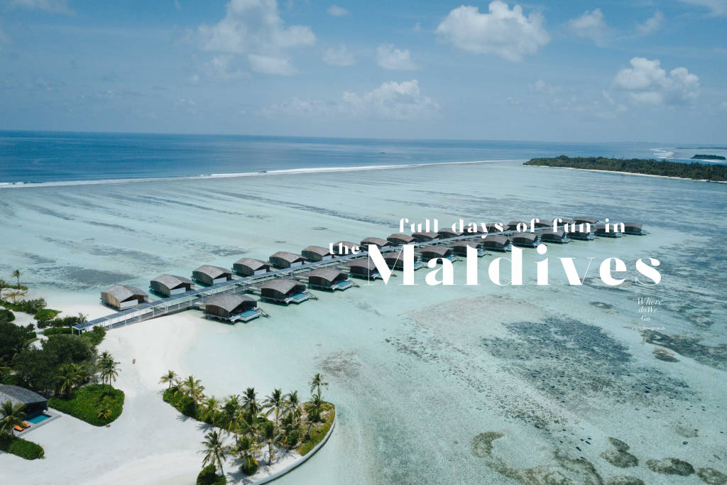 Flights from Bangkok to Maldives
