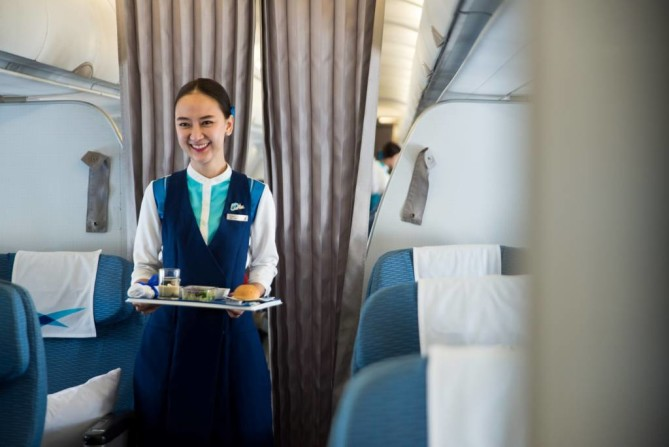 Cabin Crew Bangkok Airways