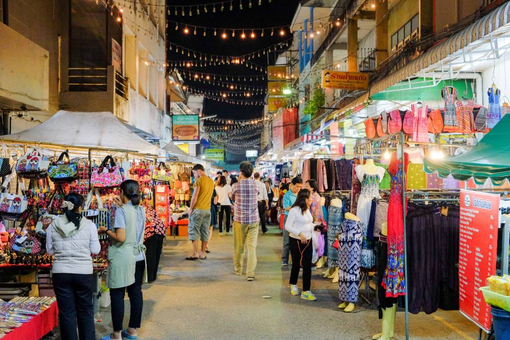 Chiang Rai Night Market
