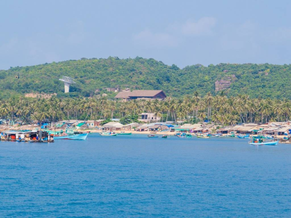 Island hopping in Phu Quoc
