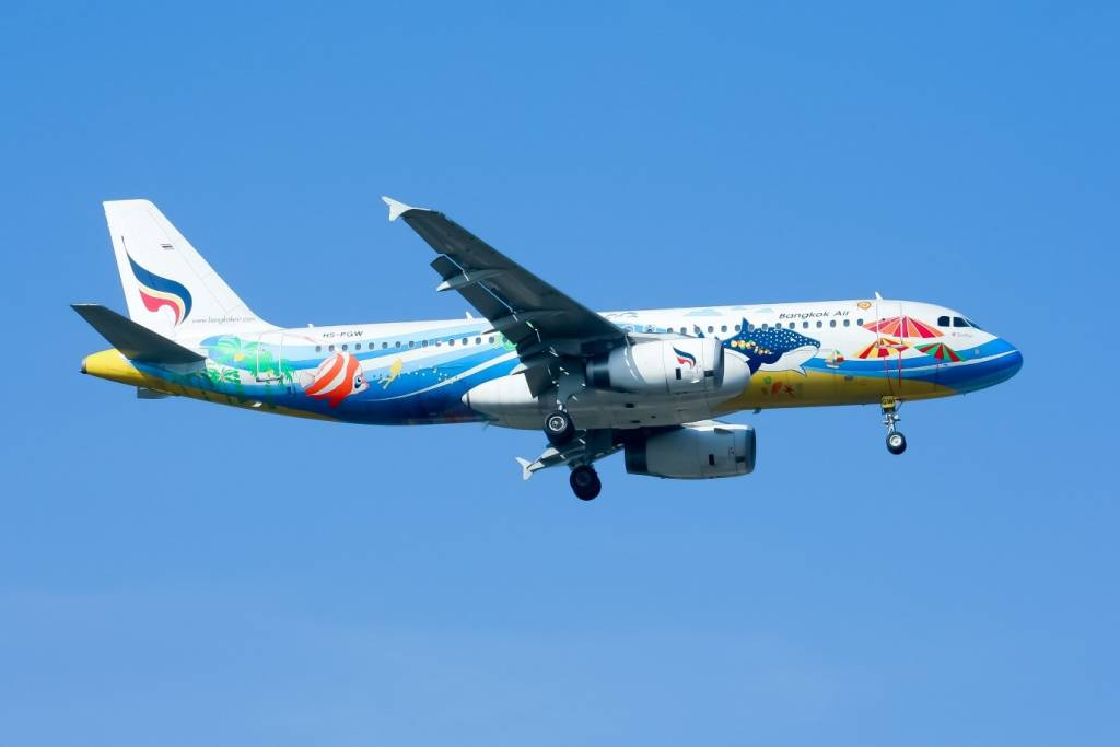 Fly with Bangkok Airways to Maldives