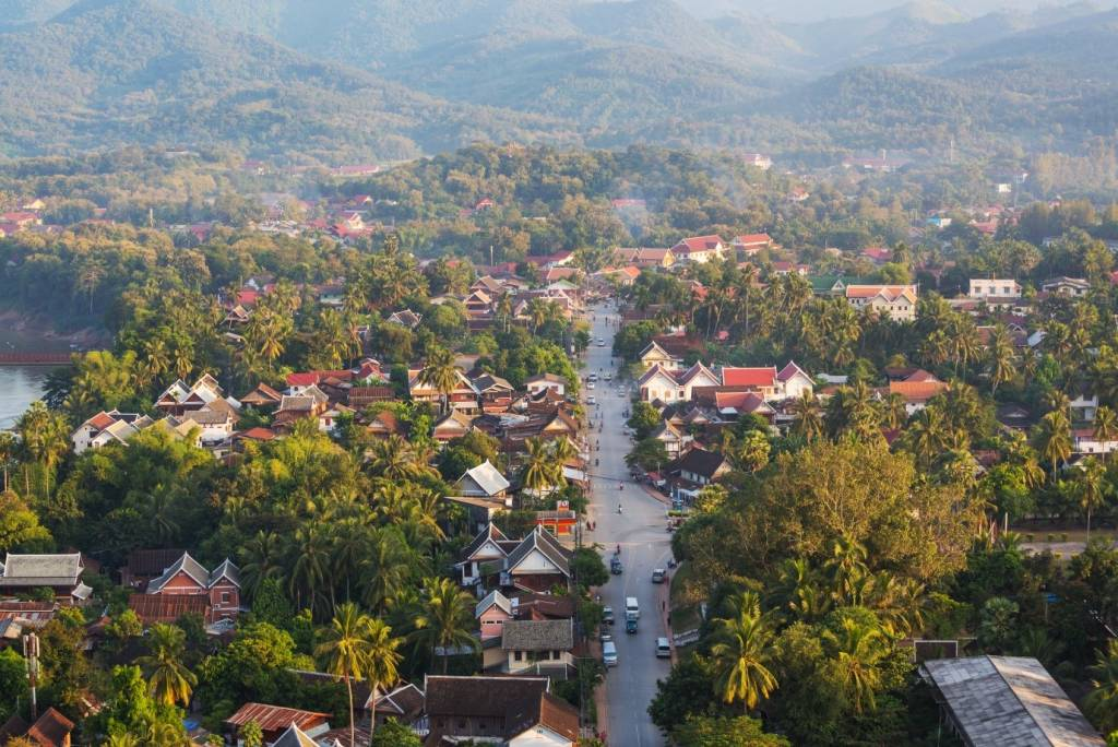 Luang Prabang: A Blissful Escape To The Slow-Paced City In Laos