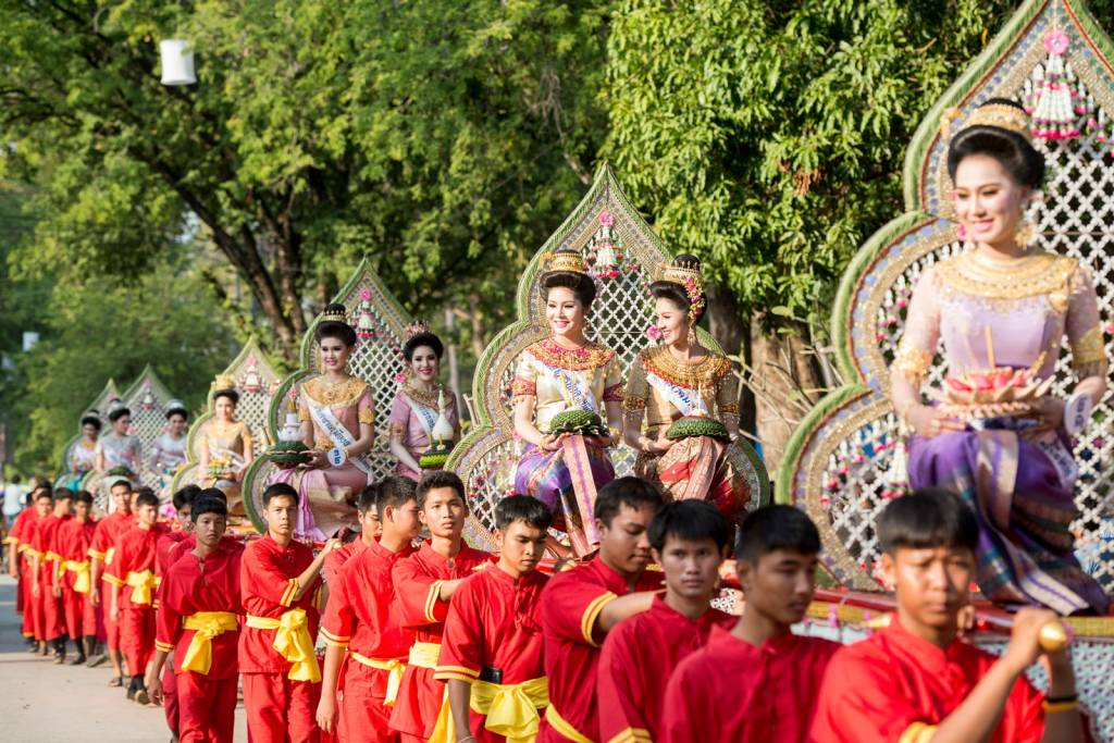 Noppamas Beauty Contest Sukhothai