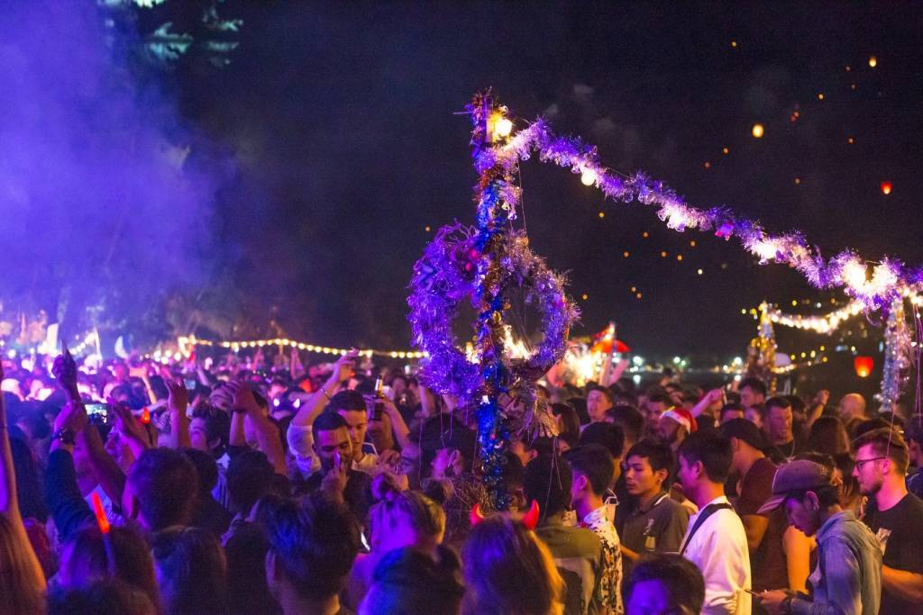 Phuket New Year's Eve