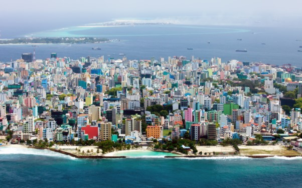 Maldives' capital city