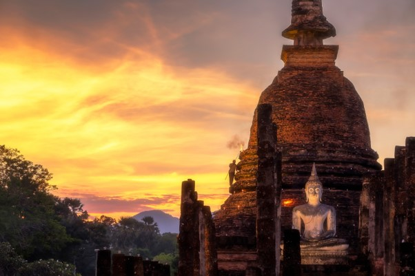 List Of Ancient Ruins In And Around Sukhothai Historical Park You Need To Explore