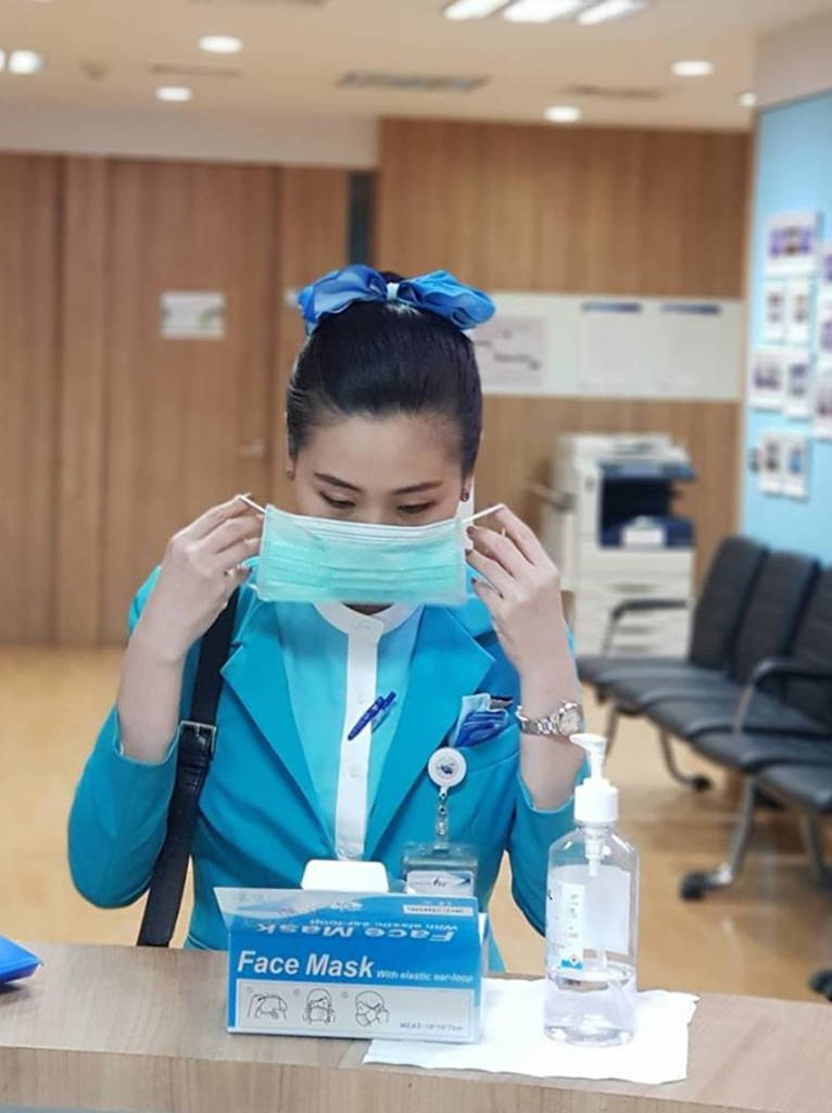 Air Travel: Bangkok Airways Takes Precautions Against COVID-19