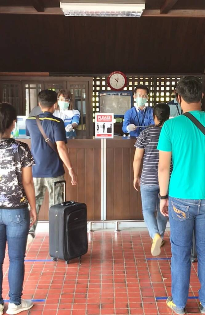 Sukhothai Airport and its COVID-19 Prevention Regulations well implemented to serve passengers in need of travel